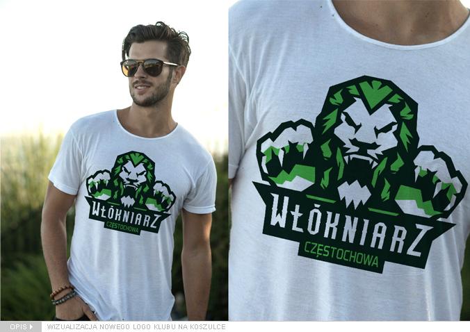 nowe-logo-wlokniarz-czestochowa-koszulka