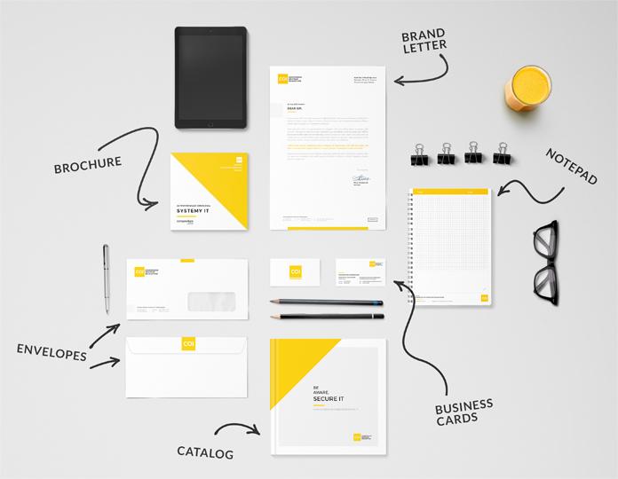Nowa identyfikacja wizualna Compendium - Rebranding