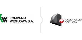 Rebranding Kompanii Węglowej - Polska Grupa Górnicza