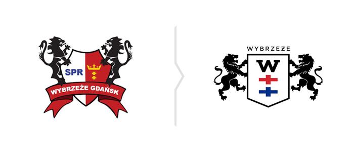 Rebranding Wybrzeża Gdańsk