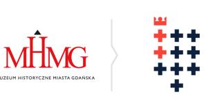 Nowe logo Muzeum Historycznego Miasta Gdańska