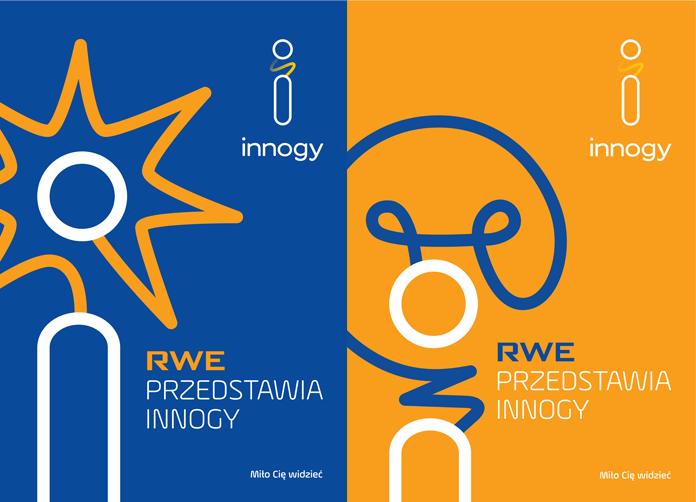 RWE zmienia się w Innogy - logo