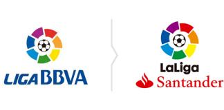 Liga BBVA rebranding LaLiga