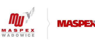 Maspex Wadowice rebranding nowe logo