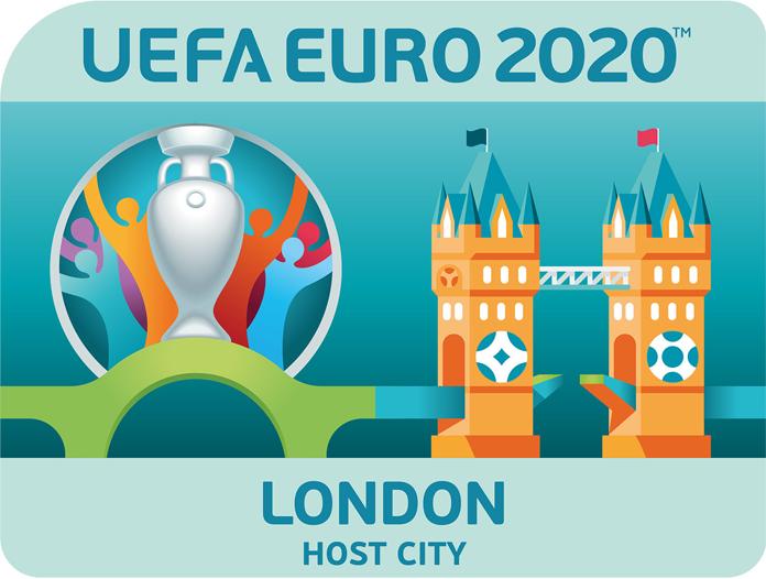 Grafika UEFA Euro 2020