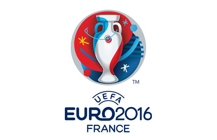Logo UEFA Euro 2016 we Francji