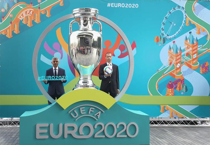 Prezentacja koncepcji wizualnej Euro 2020