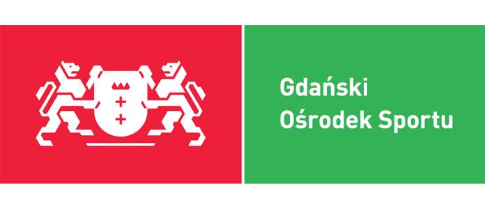 Nowe logo Gdańskiego Ośrodka Sportu