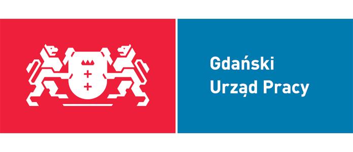 Nowe logo Gdańskiego Urzędu Pracy
