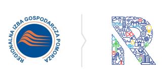Rebranding RIG Pomorza - nowe logo