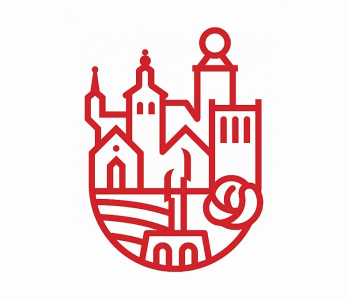 Sygnet logo powiatu miechowskiego