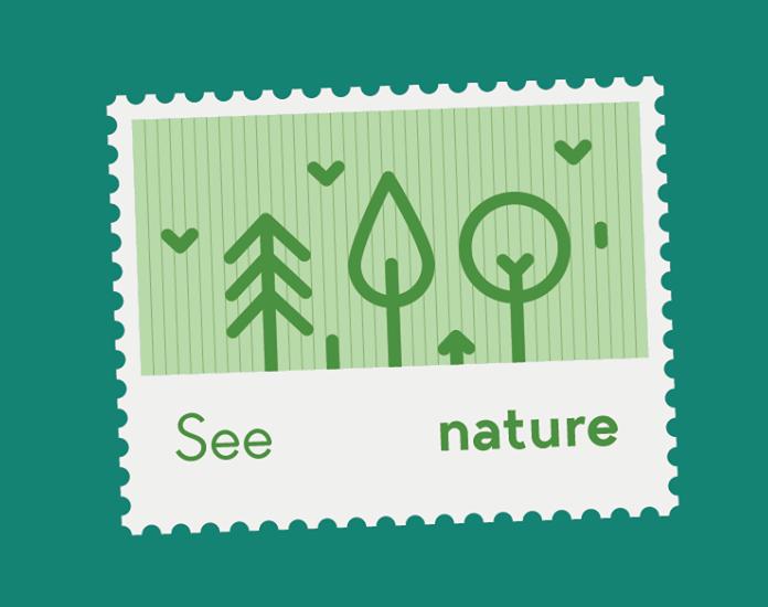 Rebranding Litwy - znak uzupełniający - natura