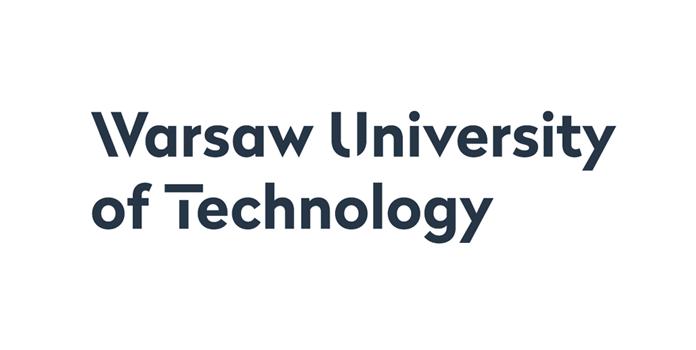 Angielska wersja nowego logo Politechniki Warszawskiej