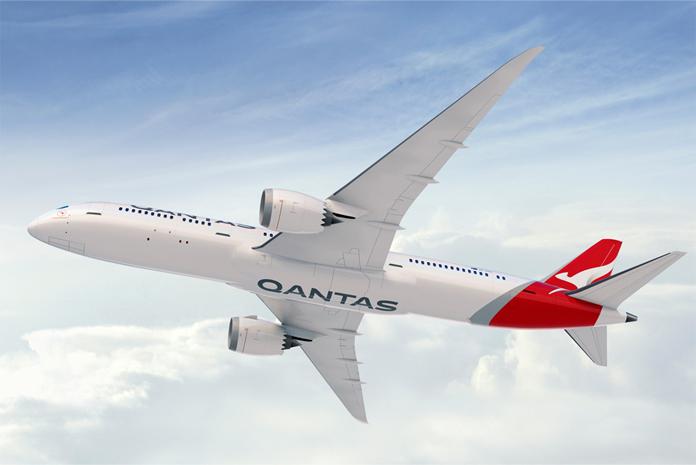 Linie Qantas zmieniają logo