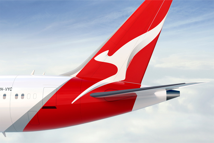 Qantas zmienia logo i identyfikację wizualną