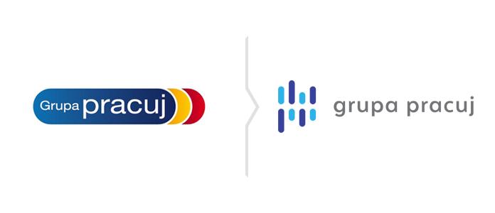 Rebranding Grupy Pracuj