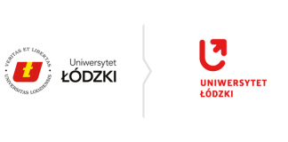 Rebranding Uniwersytetu Łódzkiego - nowe logo