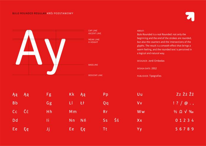 Typografia - rebranding Uniwersytetu Łódzkiego