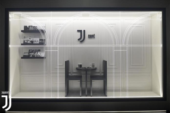 Juventus Cafe - rebranding