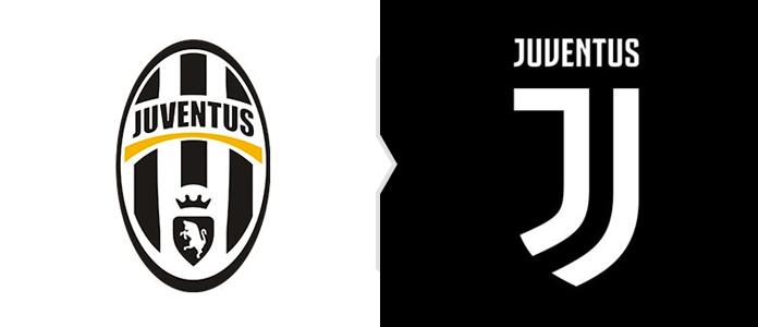 Rebranding Juventusu Turyn