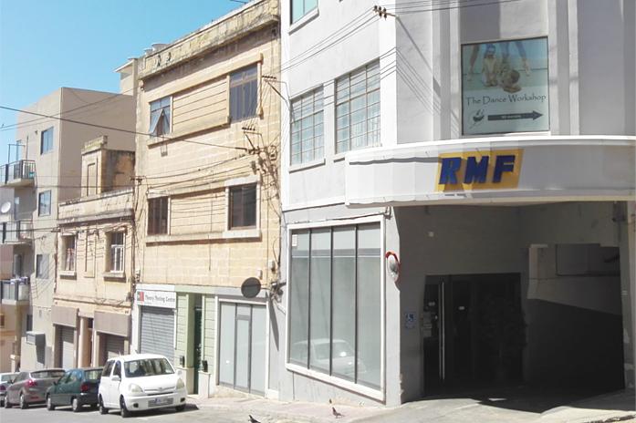 RMF na Malcie?