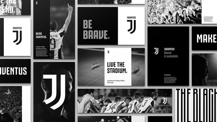 Nowa identyfikacja wizualna Juventusu