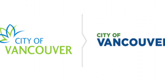 Rebranding Vancouver - nowe logo