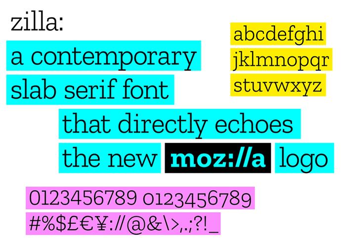 Nowa identyfikacja Mozilla