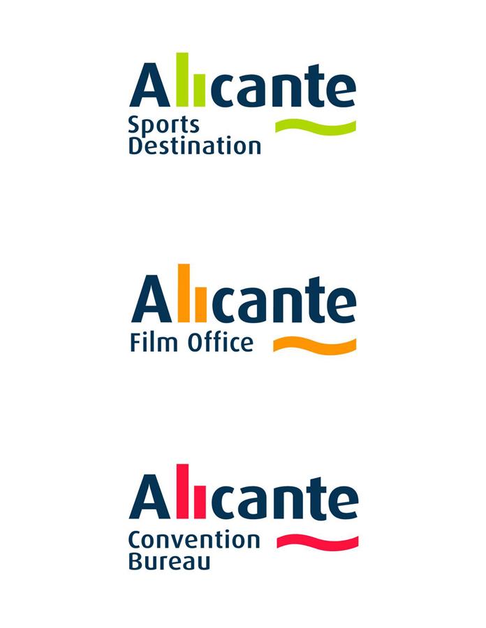 Wersje uzupełniające - Alicante rebranding