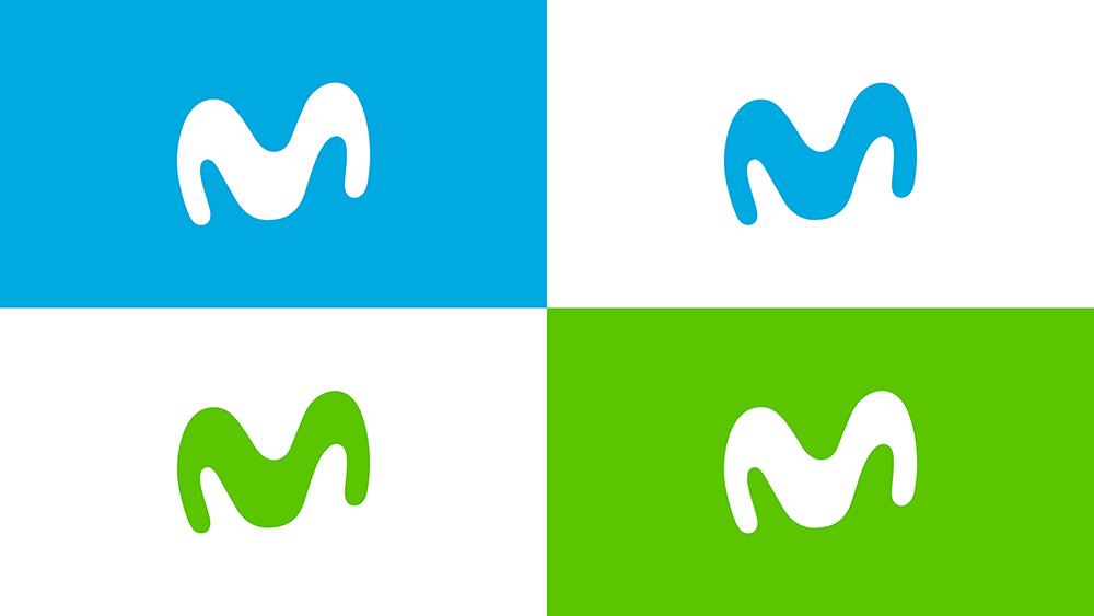 Nowe logo Movistar
