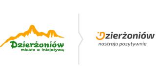 Rebranding - nowe logo Dzierżoniowa