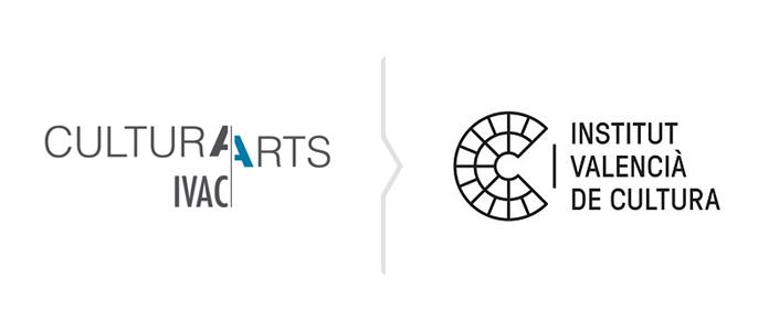 Rebranding Institut Valencia de Cultura - nowe logo