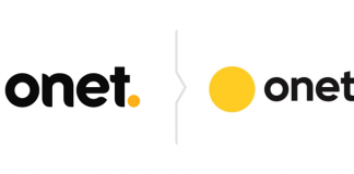 Rebranding Onet zmienia logo