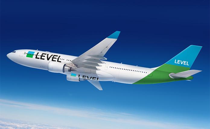 Wizualizacja nowego logo Level
