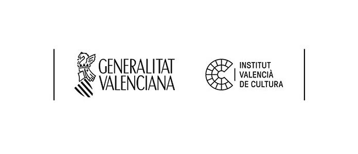 Nowe logo IVAC w zestawieniu z logo Generalitat Valenciana