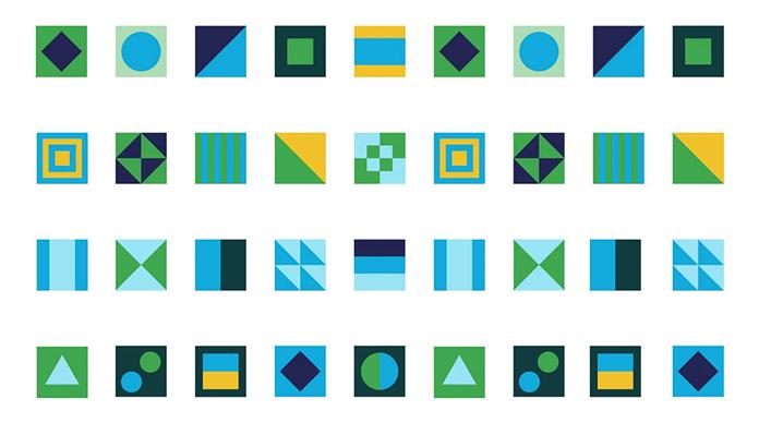 Piktogramy w identyfikacji wizualnej Level