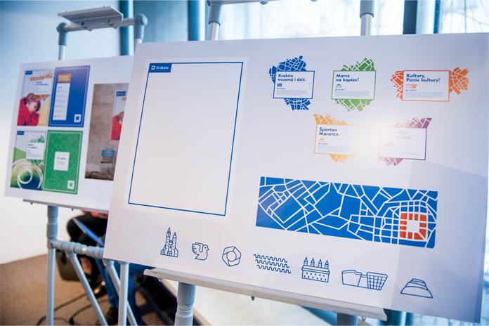 Kraków ma nowe logo i identyfikację wizualną