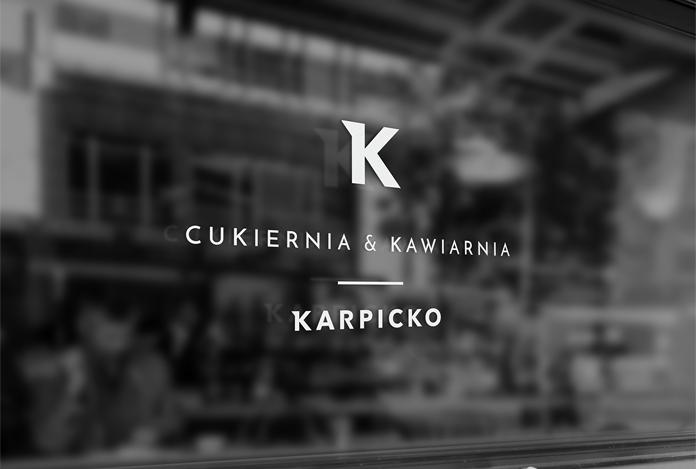 Nowe logo Karpicko - wizualizacja