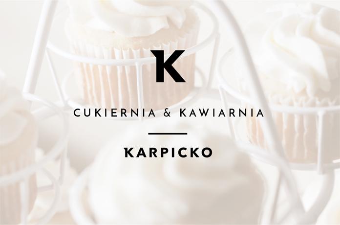 Nowe logo Karpicko na wizualizacji