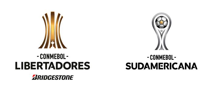 Logo Copa Libertadores i Copa Sudamericana