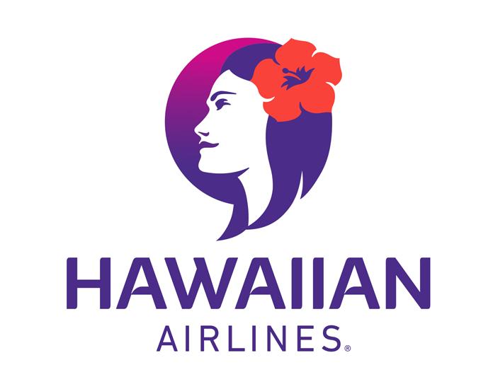 Nowe logo Hawaiian Airlines