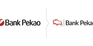 Rebranding Banku Pekao - nowe logo