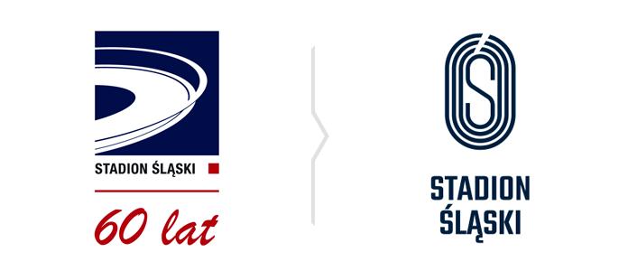 Rebranding Stadionu Śląskiego - nowe logo
