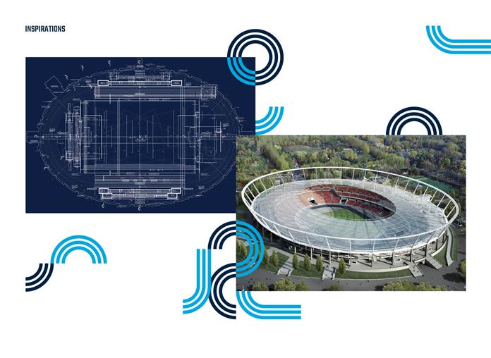 Nowa identyfikacja Stadionu Śląskiego - materiały