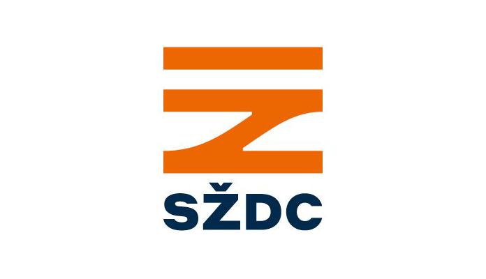 Nowe logo Správa železniční dopravní cesty