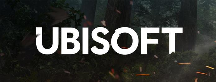 Logotyp nowego logo Ubisoftu