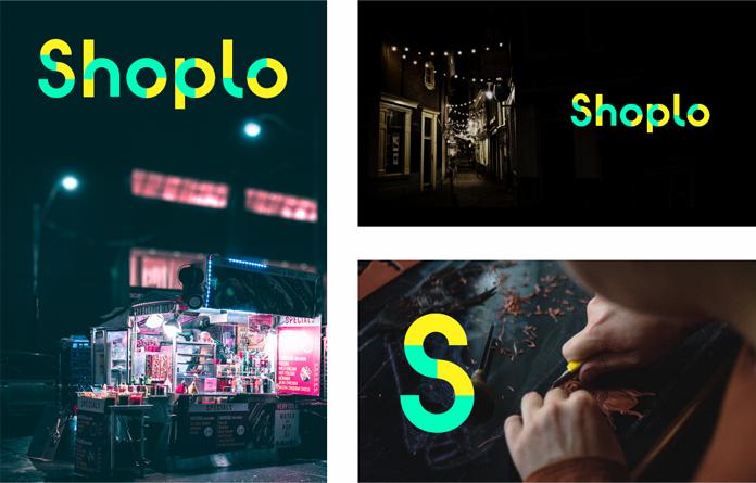 Rebranding Shoplo - nowe logo