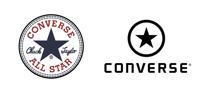 Logo Converse All Star / Chuck Taylor