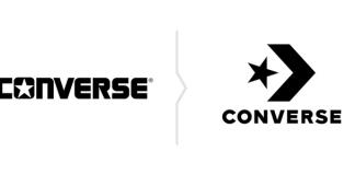 Rebranding Converse - nowe logo