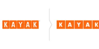 Lifting logo Kayak - nowe